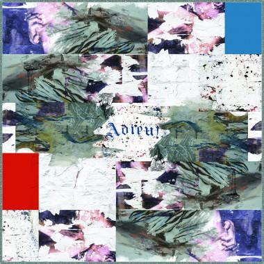 wrq.e.d Adieu scarf