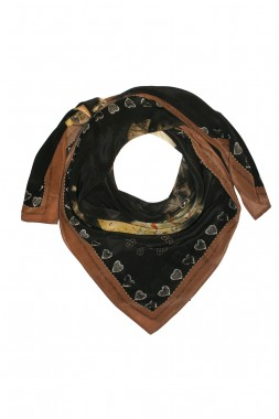 wrq.e.d Inner Light scarf