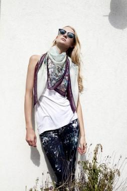 wrq.e.d Cvetaeva scarf